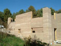 Rammed Earth House, Sylvia Cook 011