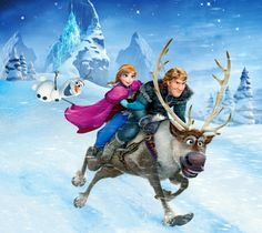 Frozen....... kristoff and anna and eugine and rapunzel are the best disney couples