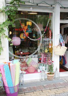 lu loves handmade: Favorite Shops: Lu Loves Wohnzimmer - Berlin
