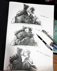 Evak - The drawings are so beautiful
