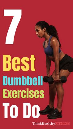 Top Exercises That Build Muscle. In this post we'll outline the benefits of using dumbbells for your workouts, and of course, include an awesome dumbbell workout routine you can utilize anywhere. Dumbbell Workout Routine, Best Dumbbell Exercises, Workout Routine For Men, Workout Men, Strenght Training, Strength Training Women, Muscle Fitness, Fitness Tips, Gain Muscle