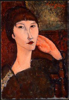 Amedeo Clemente Modigliani!