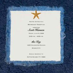 Military Retirement Party Wording for invitations