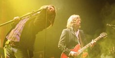 The Black Crowes at Harrah's Council Bluffs, Friday Aug 2nd