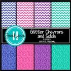 This set includes 8 digital papers. The set includes four chevron papers and four solid papers in the following colors: blue, pink, purple, and tea...