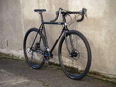 2013 Surly Straggler (BLACK) | Flickr - Photo Sharing! Touring Bicycles, Touring Bike, Montague Paratrooper, Surly Straggler, Surly Bike, Monster Bike, Tweed Men, Commuter Bike, Road Bikes