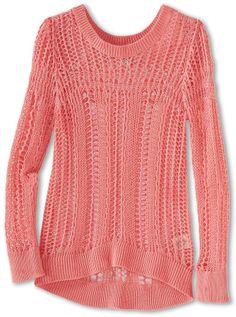 Billabong Kids Heart Away Sweater Girl's Sweater on shopstyle.com