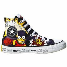 Converse All Star Chucks Scarpe EU 39 UK 6 SIMPSONS Limited Edition Bartman