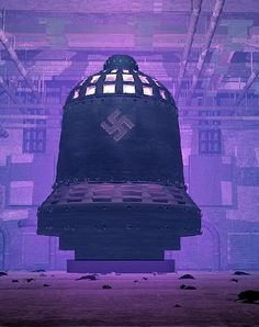 Nazi Bell - Time Travel Device. This was a real Nazi invention...