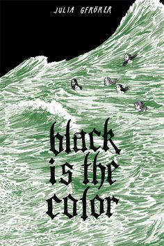 Wednesday, January 15th: New York City, NY: Get your tickets quick, 'cause this will sell out! Julia Gfrörer will be signing her beautiful new graphic novel Black is the Color at The Strand, starting at 7:00 PM. You can either buy the book from The Strand or buy a $15 Strand Gift Card in order to attend this event. Both options admit one.