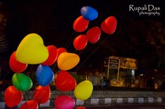 Balloons #love #photography #colors