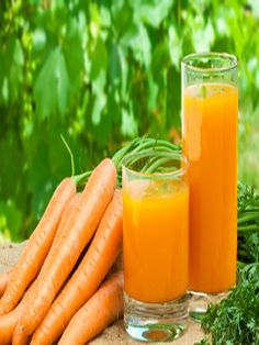 This juice blend is specifically formulated to help the skin look young and beautiful while protecting the mind.