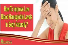 You can find more details about how to improve low blood hemoglobin at http://www.ayushremedies.com/herbal-treatment-for-iron-deficiency-anemia.htm Dear friend, in this video we are going to discuss about how to improve low blood hemoglobin. Herboglobin capsule helps to improve low blood hemoglobin levels in body.
