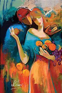 Irene Sheri - Sweet Harvest - world-wide-art.com