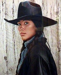 Carrie L. Ballantyne - Crow Cowgirl