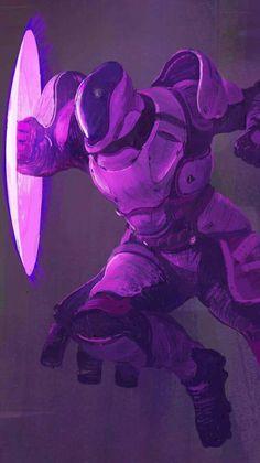 Destiny - Titan Shield