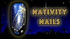 HOW TO PAINT NATIVITY NORTH STAR NAILS | CHRISTMAS NIGHT SKY NAIL ART DESIGNS  Christmas is round the corner so I thought that I'd bring you a new special Christmas series of Tash's Christmas Quickies, designed for beginner, intermediate and advanced nail techs and DIY-ers wanting some quick and easy nail art design ideas, for use with nail polish, acrylic or gel polish.  Today in this Christmas nails series, I'm going to show you how to easily paint nativity nails