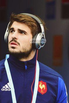 Avant-match ~ France vs Italie RBS VI Nations 2014, Hugo Bonneval. Popo...
