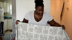 Woven Wrap Tutorial: Maxine's Back Carry