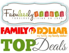 Family Dollar Match-Up Dec 9 – Dec 15  I got this bargain from - http://www.innoventestech.in/yourfetch
