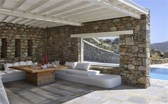 greek island house - Google Search