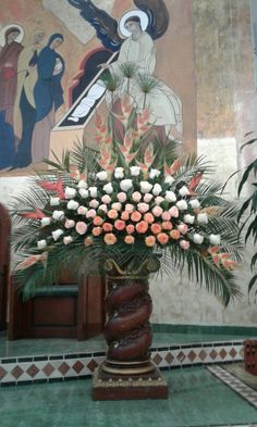 Ramo altar mayor