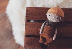 "622 Likes, 103 Comments - M r. L u i w o o d ® (@mr.luiwood) on Instagram: ""❤️ . I'm a #momofboys so I had to design a boy . Pattern #comingsoon . #amigurumi #crochet…"""