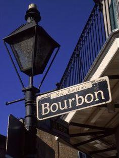 *Bourbon Street, New Orleans