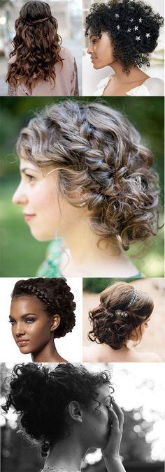 Cabelos cacheados e ondulados: 20 penteados para copiar já