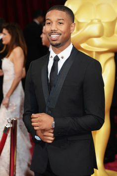 Michael B. Jordan... His smile & dimples are everything ❤️