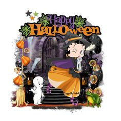 Betty Boop Halloween, Halloween Images, Winter Springs, Christmas And New Year, Fall Winter, Valentines, Seasons, Spice Mixes, Anime
