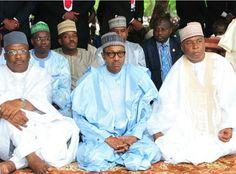 Buhari'escapes'mobatprayingground