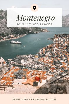 Here are 10 of the best places to visit in Montenegro. Visit these hidden gems and enjoy beauty beyond compare! Beautiful Places To Visit, Cool Places To Visit, Places To Travel, Places To Go, Europe Travel Guide, Europe Destinations, Backpacking Europe, Travel Guides, Montenegro Travel