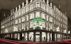 Enter this fabulous prize draw for the chance to win one of five hosiery vouchers to spend at Fenwick of Bond Street