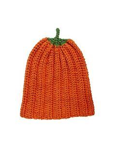 Image 2 ofASOS Pumpkin Beanie