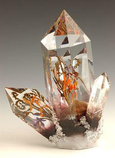 Loren Stump : Prehistoric Crystal