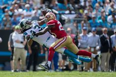 A falling, one-handed grab by Kelvin Benjamin in Week 2 (AP/Westerholt).