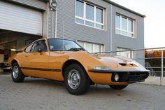 For sale Opel GT 1973