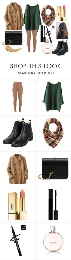 """""""Spring"""" by ebrunur on Polyvore featuring moda, Charlotte Russe, Uniqlo, Mulberry, Gucci ve Chanel"""