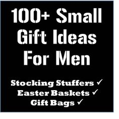 100 gift ideas for men