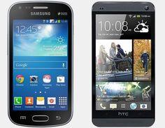 Samsung Galaxy S Duos 2 vs HTC One | Versus OS