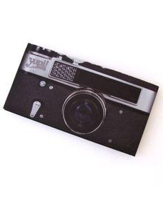 Decoração e Presentes Criativos - Bloco de Notas Câmera Fotográfica R$15,65