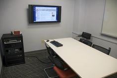 WIC Video Recording Group Study Room