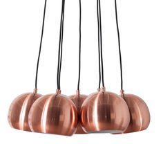 Zuiver hanglamp Multishine koper | Verlichting | FunDesign.nl