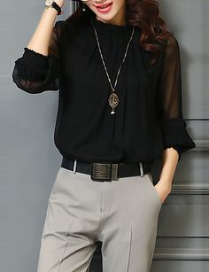 a8f2cef9ca98 Women s shirt. Work FashionFashion ...