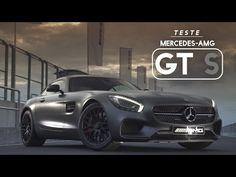 Mercedes-AMG GT S - Teste WebMotors - YouTube