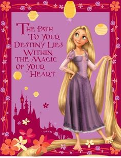 Tangled- great quote