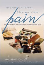 Broken Children, Grown-Up Pain (Revised)     Understanding the Effects of Your Wounded Past     By: Paul Hegstrom