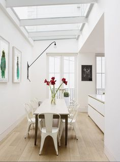 Inside a Classic Townhouse with Modern Style via @domainehome