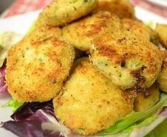 Polpette zucchine tonno e ricotta